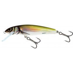 Salmo Minnow Floating 5cm/3g Holo Bleak