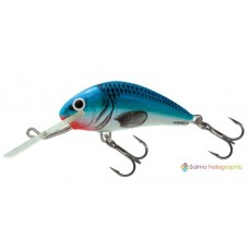 Salmo Hornet H4S HBS 4cm/4g Holographic Blue Sky