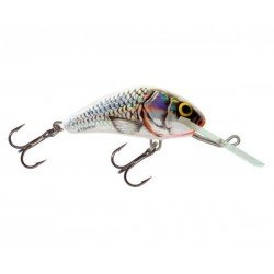 Salmo Hornet H4S SWS 4cm/4g Silver White Shad