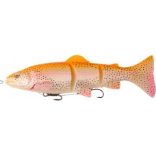 Savage Gear 3D Line Thru Trout 15cm/40g MS02 Golden Albino Rainbow 48785