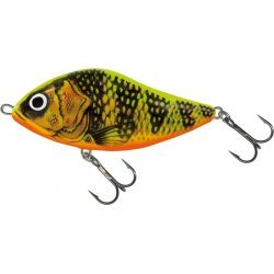 Salmo Slider SD10S GFP 10cm/46g GOLD FLUO PERCH