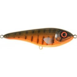 Strike PRO Buster Jerk 15cm/75g 0.5M-4M C383F Pumpkin Perch
