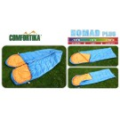 Sleeping bag COMFORTIKA «Nomad Plus» (190+40 x 80 cm, Thermolong, right zipper) CNP-R