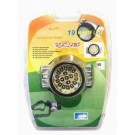 Head lamp COMFORTIKA F-19 (diods: 19, power source: 3 x AAA) FLASH-F-19