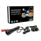 Pocket flashlight K96 (diods: 1, power source: 1 x ZY18650) FLASH-K96
