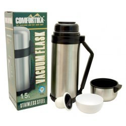Thermos COMFORTIKA «Family» 150 with plug (1500 ml) NLB-150D