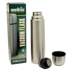 Thermos COMFORTIKA «Fisher» 75K with valve (750 ml) NLB-75T