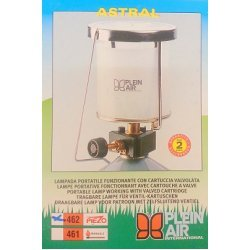 PLEIN AIR ASTRAL lamp 80w art.462