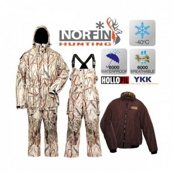 Norfin Hunting North Ritz XL 719004-XL