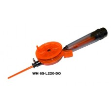 Winter rod WH 65 (22 cm, reel diam. 65 mm, DO)