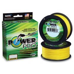 Power PRO hi-vis yellow 0.23mm 275m/15kg