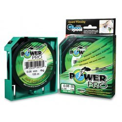 Power PRO moss green 0.13mm 135m/8kg