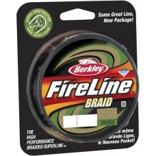 Berkley Fireline Moss Green 0.30mm/36.3kg 110m 1312441
