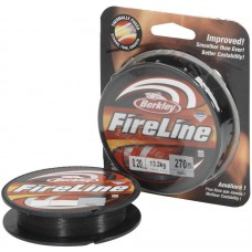 Berkley Fireline smoke 0.25mm/17.5kg 110m 1308659