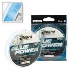 AKARA Blue Power 100 (mono, 100 m, 0,200 mm, 5,20 kg)