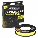 Spiderwire ULTRACAST Fluo Braid HI-VIS Yellow 0.33mm/33.231kg 1258787