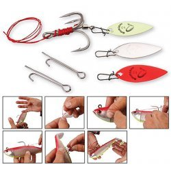 Savage Gear Cutbait Herring Stinger Kit 3/0 2.tk 43755