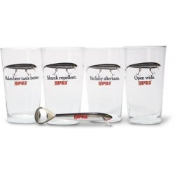 Rapala Pint Glass Set RGWPNT4