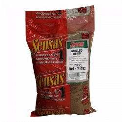 SENSAS GRILLED HEMP 700g 71752