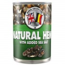 Marcel Van Den Eynde Natural Hemp with Sea Salt 400g
