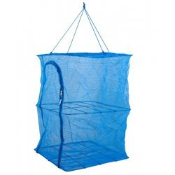 Fish drying equipment AKARA SF (50x50x80 cm, 2 levels, net)