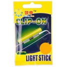 Traper CLIP-ON LightStick 2.pcs, Fits Rod Tip 0.6-1.4mm SS