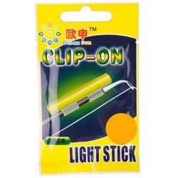 Traper CLIP-ON LightStick 2.pcs, Fits Rod Tip 2.0-2.6mm M