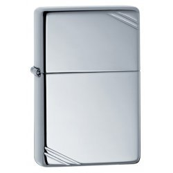 Zippo Vintage High Polish Chrome 260