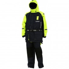 DAM Safety Boat 2pcs Suit Yellow/Black XXL 8857004
