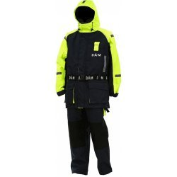 DAM Safety Boat 2pcs Suit Yellow/Black XL 8857003