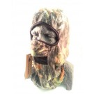 Headcover mask FL-2 (size: L, colour: camouflage)