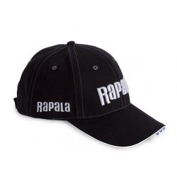 Rapala Lighted (LED) Cap Black RLEDH