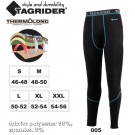 Thermal underwear TAGRIDER ADVANCED (size: L 50-52, colour: blue  black)