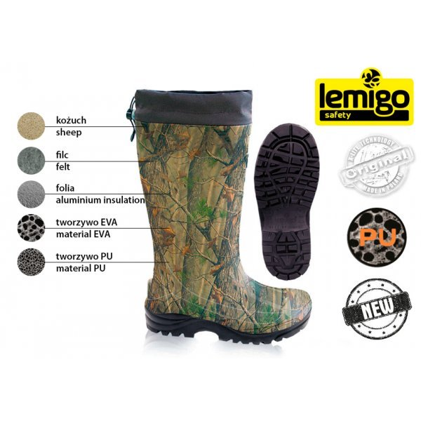 Lemigo New Generation Camouflage 43