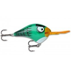 Rapala Angry Birds Green Bird / DT-10