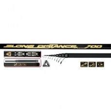 Traper Long Distance GOLD 6.00M (C.W max 15g)(Weight 230g) 90012